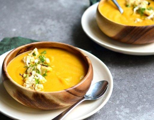 soupe de chou fleur