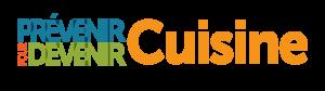 Prévenir pour devenir cuisine logo