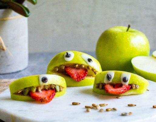 Pommes monstrueuses