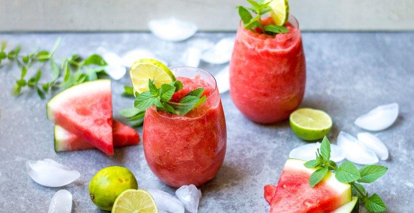 barbotine au melon d'eau